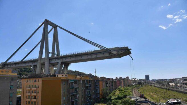 Atlantia se hunde un 24% en bolsa ante la amenaza del Gobierno italiano.