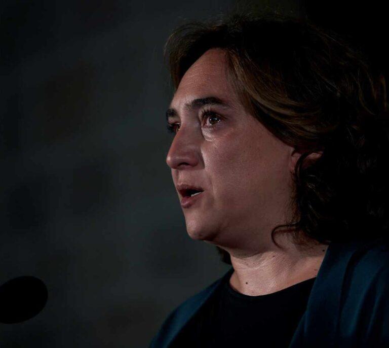 """Ada Colau quita hierro a la pancarta contra el Rey el 17-A: """"Es un derecho de la ciudadanía"""""""