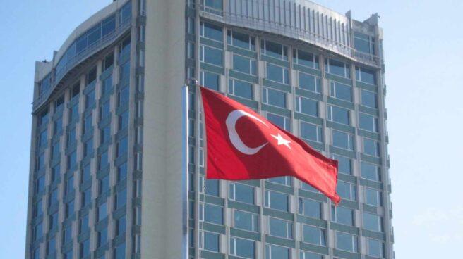 Bandera Turquía