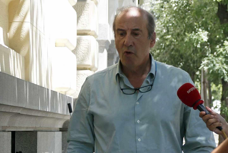 Francisco Franco, uno de los siete nietos del dictador.