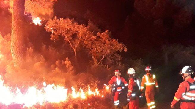 Incendio de Llutxent.