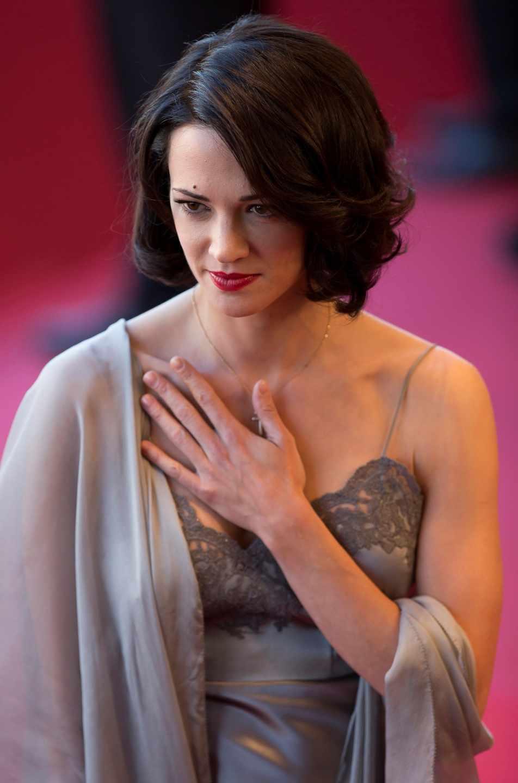 La actriz y directora de cine, Asia Argento