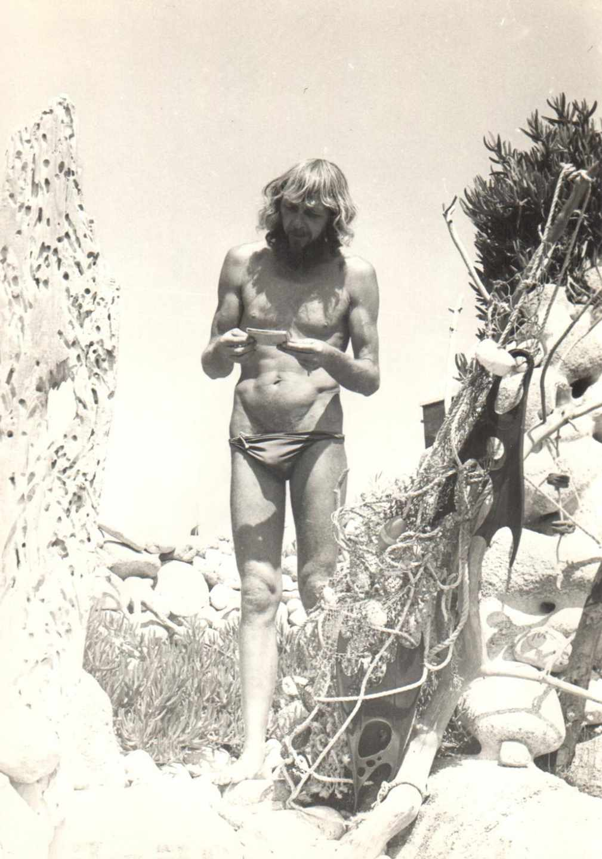El nombre de Manfred y la población de Camelle van de la mano desde los años 60. Fotografía: Museo de Man.