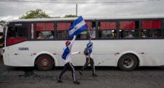Las rutas del éxodo de Nicaragua y Venezuela