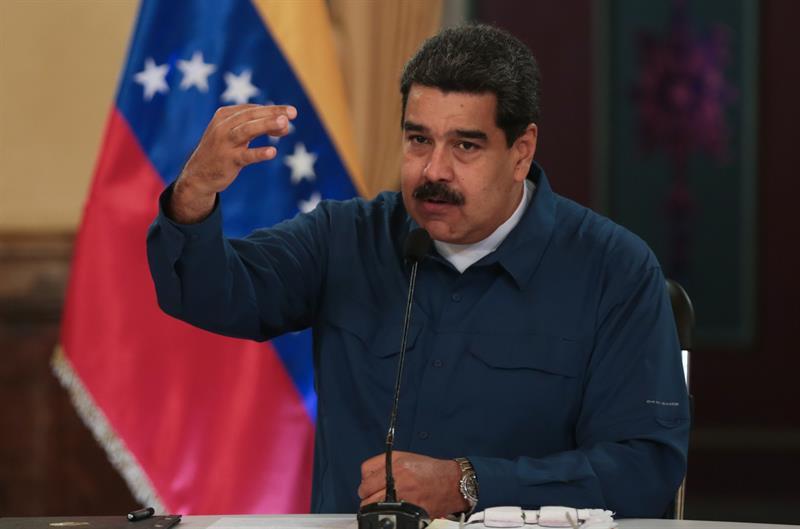 El presidente de Venezuela, Nicolás Maduro, habla sobre quienes habrían intentado matarle.