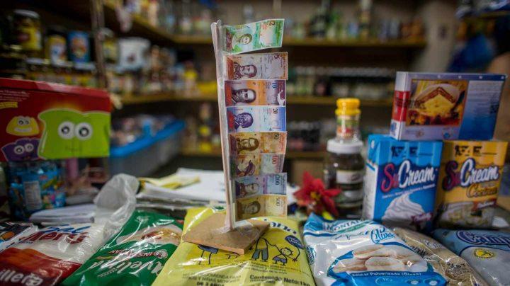 Nuevo cono monetario venezolano