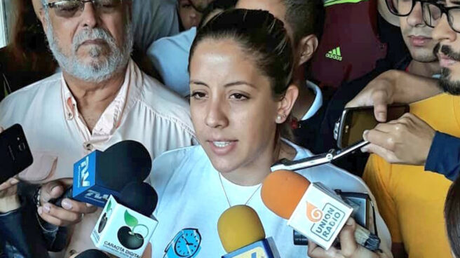 La líder estudiantil venezolana, Rafaela Requesens, fue arrestada por el Sebin junto a su hermano Juan, de Primero Justicia.