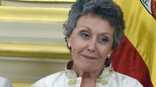 Rosa María Mateo, administradora de RTVE.