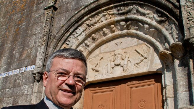 Santiago Agrelo Martínez, arzobispo de Tánger.