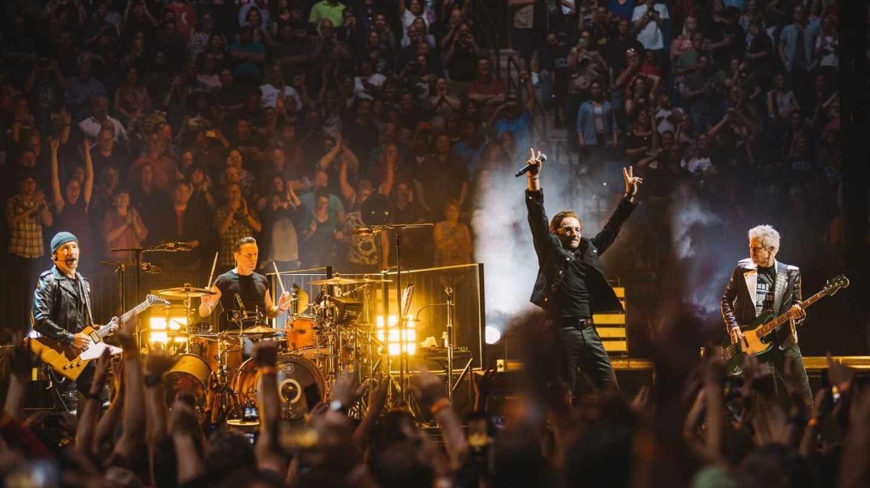 U2 en Tulsa Usa 2018