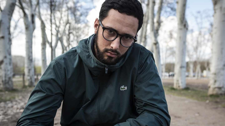 El rapero mallorquín Josep Miguel Arenas, conocido artísticamente como Valtonyc
