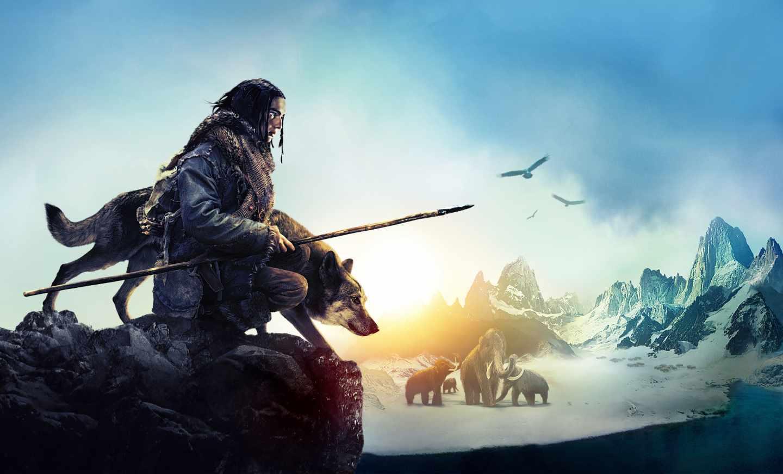 'Alpha', cuando el lobo se hizo amigo del hombre