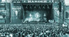 Festival de música metal.