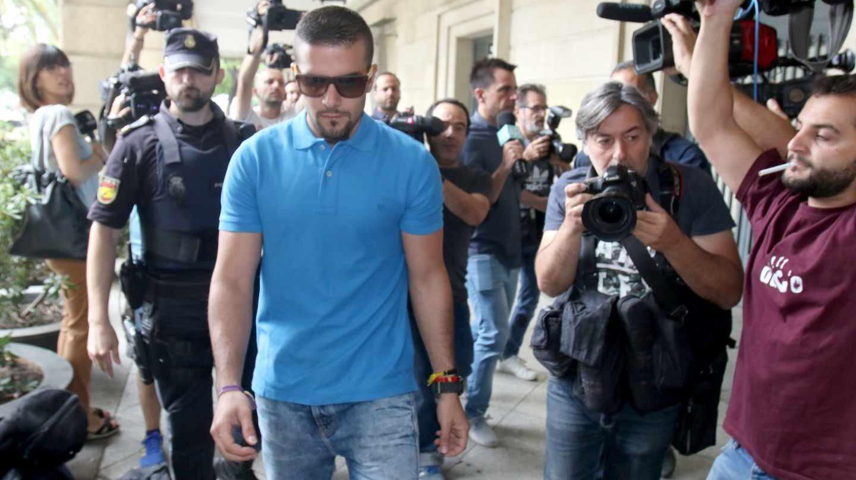 Detenido un miembro de La Manada en Sevilla por agresión y robo
