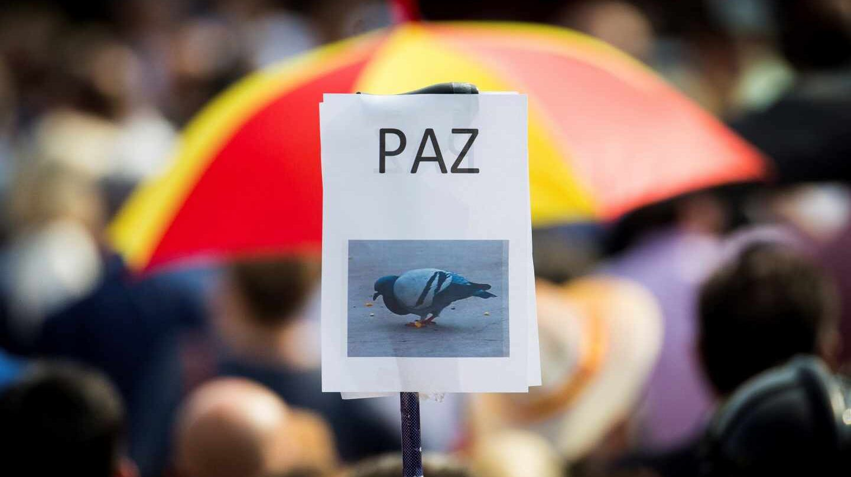 Primer aniversario de los atentados del 17-A en Barcelona y Cambrils
