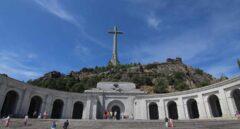 El Valle de los Caídos arranca 2020 con la mitad de visitantes que hace un año