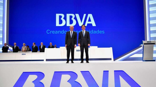 La crisis turca arrastra a BBVA, que se hunde en mínimos de 20 meses en bolsa