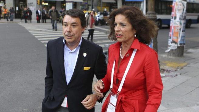 Ana Botella e Ignacio González, en una foto de archivo.