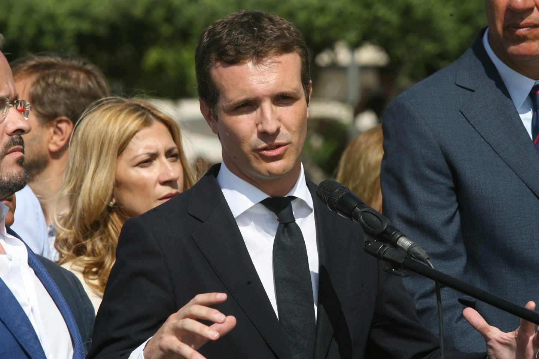 Casado solicitará mañana la convocatoria del Pacto contra el terrorismo