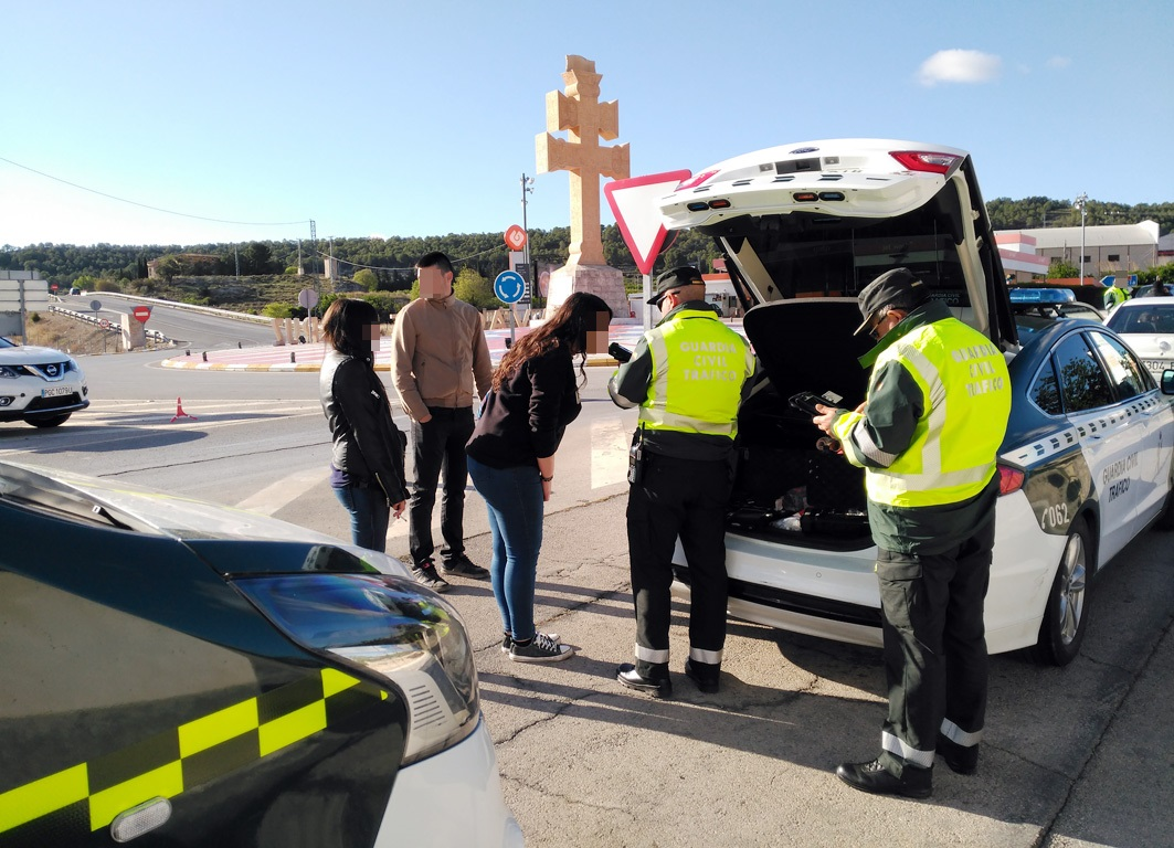 "Denuncian que la Guardia Civil quiere inflar las estadísticas con controles de alcoholemia ""low cost"""