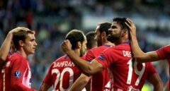 El Atlético de Madrid gana la Supercopa tras imponerse al Real Madrid (2-4) en la prórroga