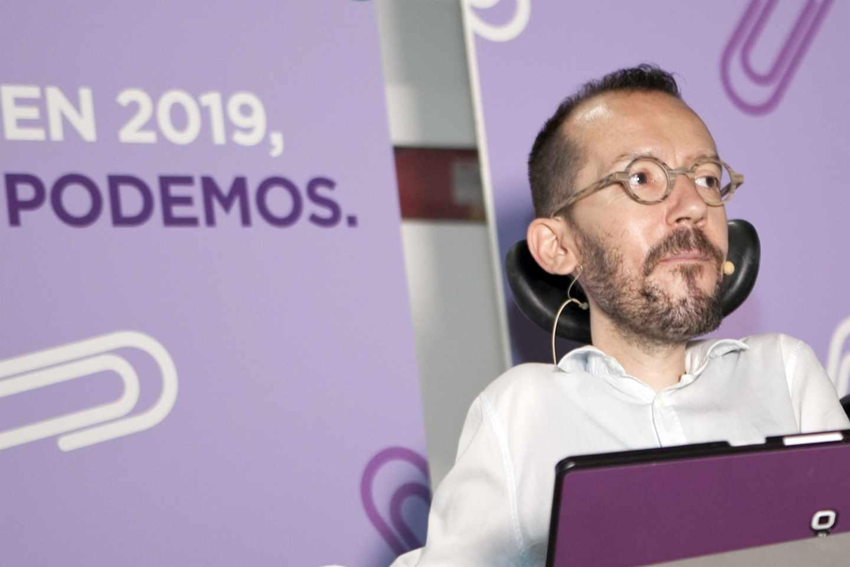 Pablo Echenique, en una foto de archivo.