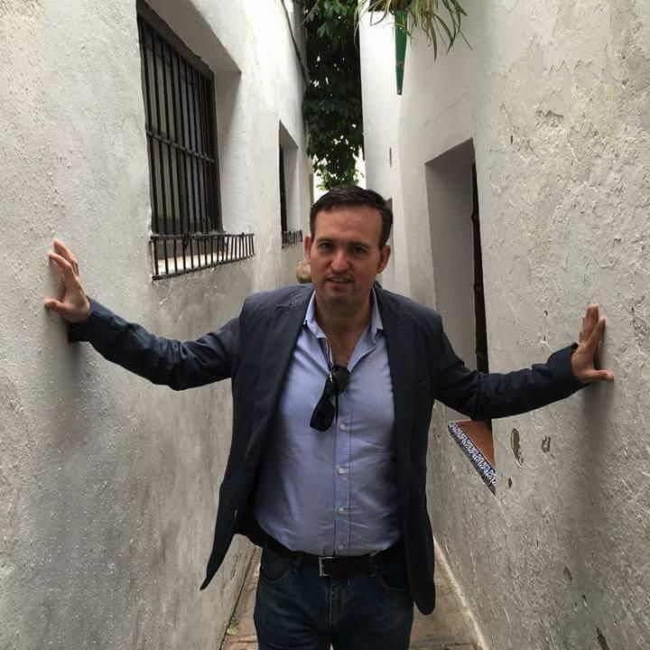 El concejal del PP en Etxarri Aranatz (Navarra), Juan Antonio Extremera.