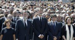 """Desmontando al """"fracasado"""" Felipe VI: así calientan los soberanistas el 17-A"""