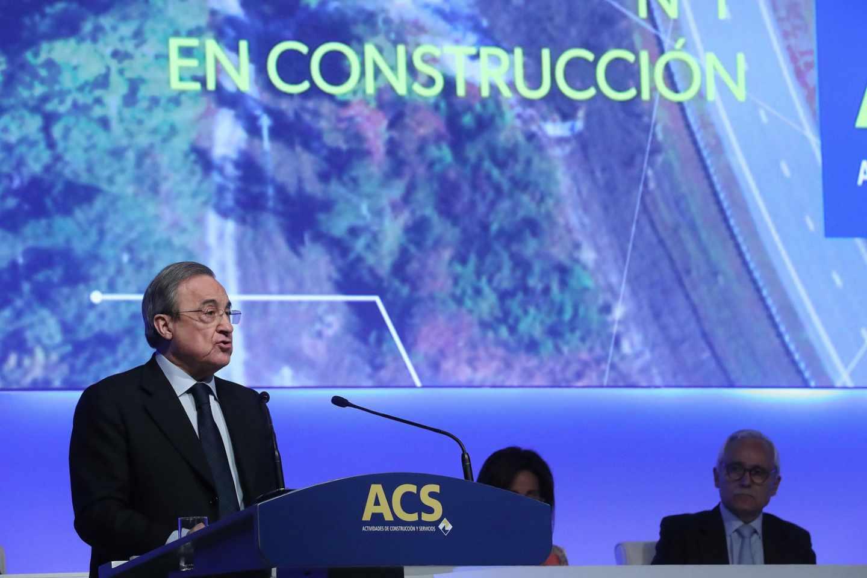 ACS roza mínimos de cuatro meses mientras Atlantia contiene las tensiones en bolsa.