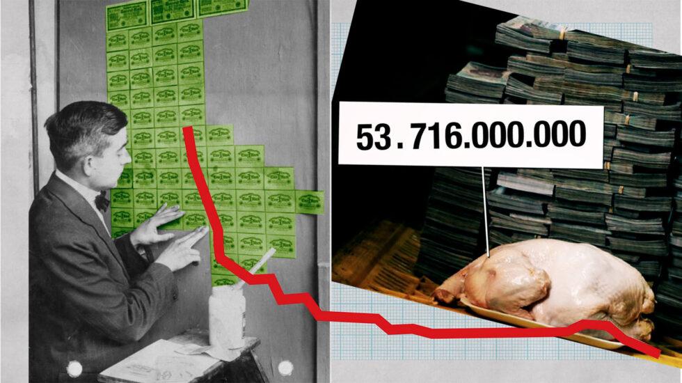 Hiperinflación en Venezuela
