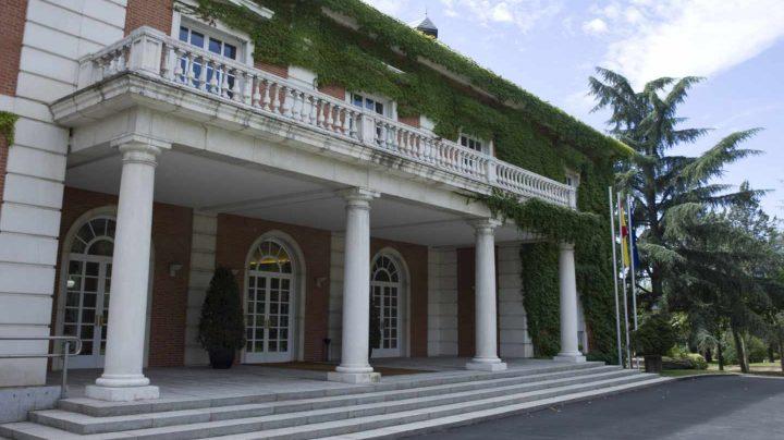 El Palacio de La Moncloa abre sus puertas a las visitas