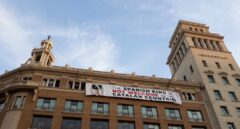 La Delegación del Gobierno pide información sobre la pancarta contra el rey