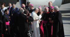 """El Papa admite en Dublín el fracaso de la Iglesia ante los """"crímenes repugnantes"""" de los abusos"""