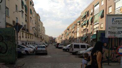 En Madrid hay una calle fantasma