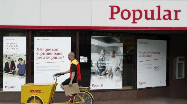 La JUR no indemnizará a los afectados por la intervención de Banco Popular.