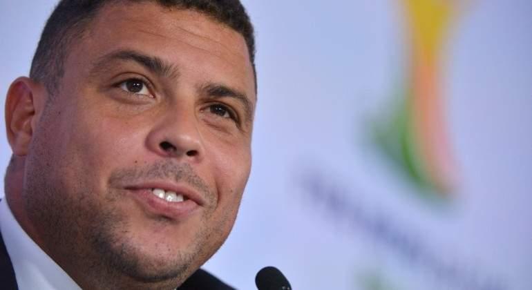 Ronaldo fue ingresado a urgencias por una neumonía