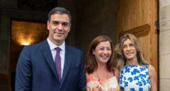 El Instituto de Empresa ficha a Begoña Gómez, la mujer de Pedro Sánchez