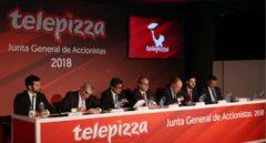 Telepizza firma la paz con sus franquiciados y desactiva la batalla judicial.