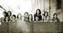 Fotograma de la película 'Trece Rosas'.