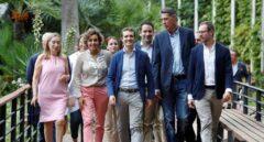 Pons, Levy, Montserrat, Pizarro... El PP encarga macroencuestas a la búsqueda de candidatos para mayo