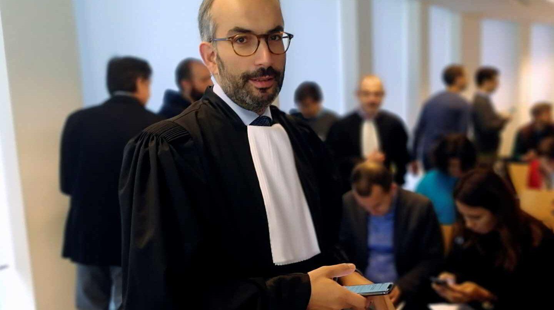 El abogado que representa al Estado español en la demanda contra Llarena, Hakim Boularbah.