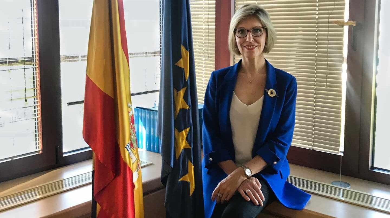 Beatriz Becerra, eurodiputada de ALDE.