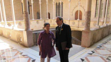 """La delegada del Gobierno en Cataluña, a favor de indultar a los políticos presos """"si lo piden"""""""