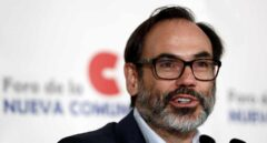 El presidente de la Agencia Efe, Fernando Garea