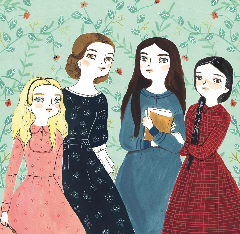 150 años de 'Mujercitas', la obra sobre niñas dóciles escrita por una feminista