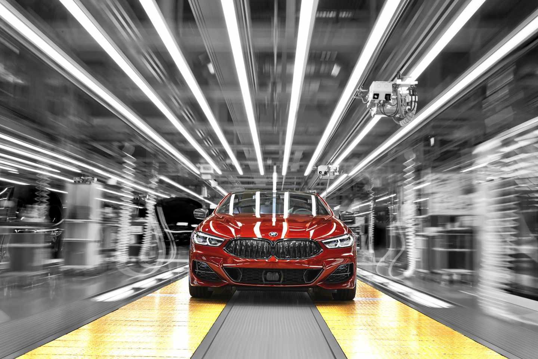 BMW sufre el golpe de la guerra comercial de Trump y pone a temblar al sector de autos.