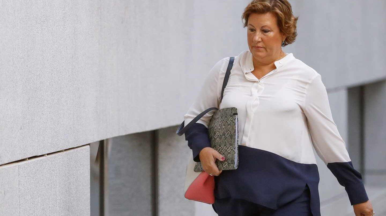 Paz González, consejera del Gobierno de Alberto Ruiz Gallardón en la Comunidad de Madrid