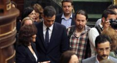 """Iglesias califica de """"bastante cutre"""" el plagio del libro de Sanchez y se suma a la petición de explicaciones"""