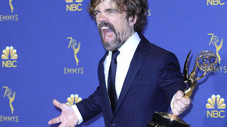 Peter Dinklage de 'Juego de tronos' con Emmy como actor secundario.