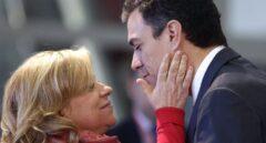 La eurodiputada socialista Valenciano se mofa de Juncker por el cambio de hora